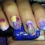 #31DC2013 Rainbow Nails