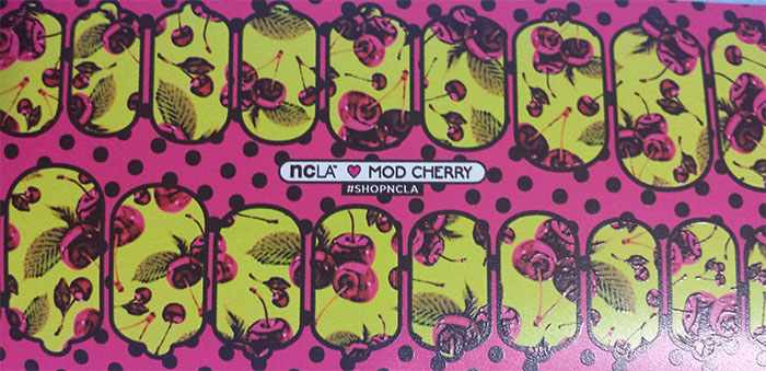 ncla nail wraps modd cherry march 19 2014