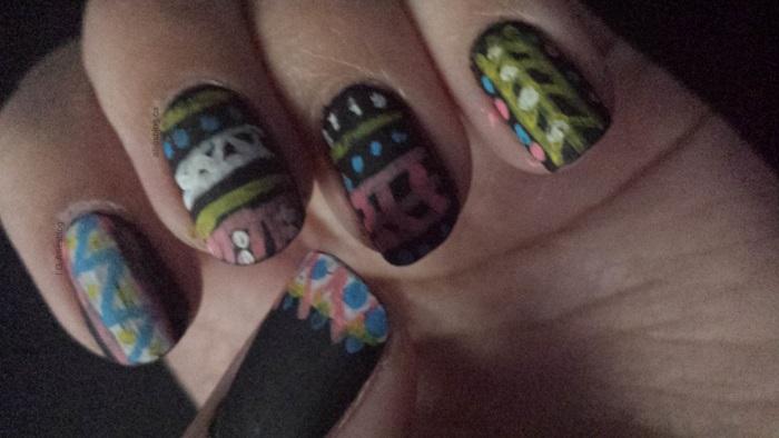 ciate chalkboard nails|alliesblog.ca|may 19 2014 |nails|nailart