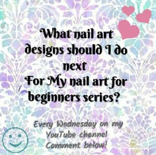 What should I do for nail art for beginners Wednesdayhellip