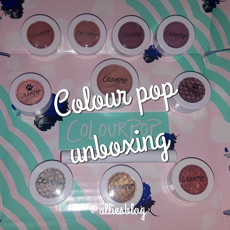 Check out todays colour pop unboxing! Link to the videohellip