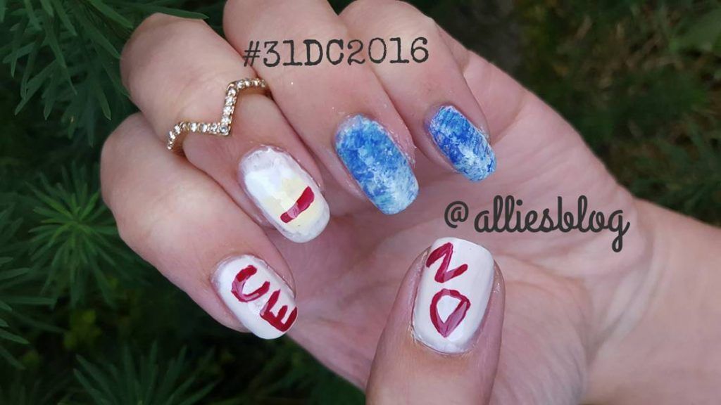 Day 22 of the 31 day challenge 31DC2016 inspired byhellip