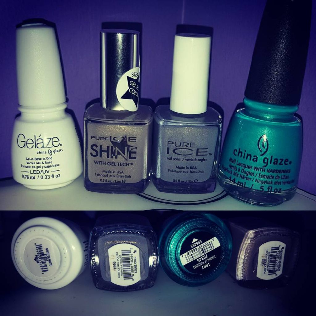 Picked up some new nail polishes! yay! nailartaddict nails nailartbloggerhellip