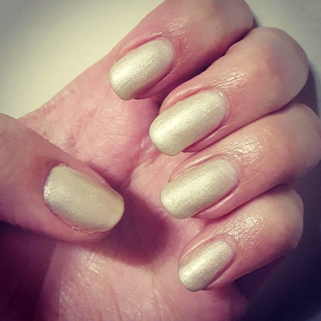 Current nails using zoya matte velvet polishes mixed with polishhellip