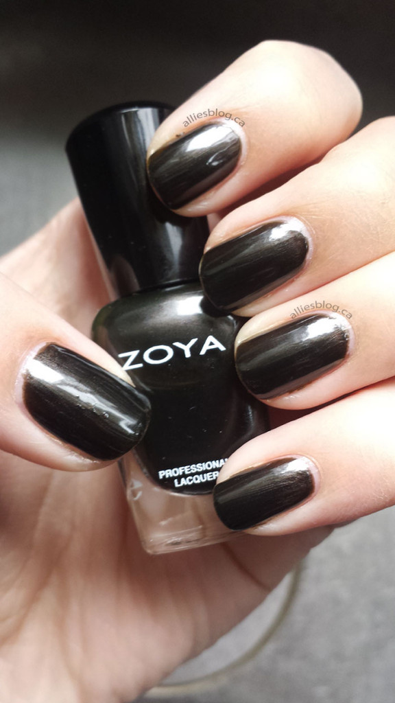zoya mini nail polishes | zoya mystery trio | zoya nail polish