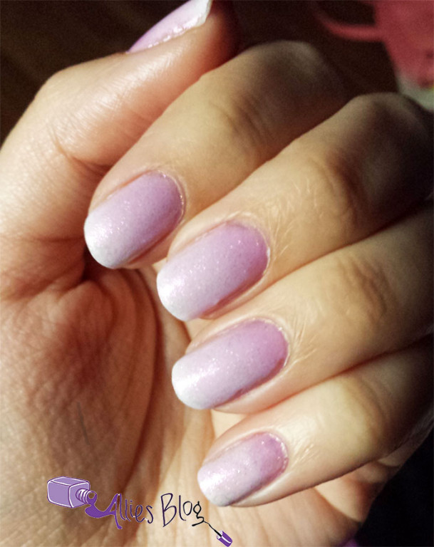french tip manicure| gradient nails | ombre nails | #naillinkup | monthly nail art challenge | craftynail