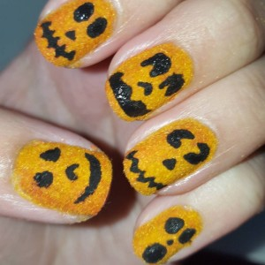Day 11 of the Halloween nail art challenge 3d nails. I used flocking powder from @bornprettystore I think it works as 3d haha soft pumpkins #bootifulnails #nails #nailartblogger #nailart #manicure #blogger #nailpolish #notd #nailartchallenge #nailsofinstagram #nailstagram #nails4yummies #newstuff #nails #love #naildesigns #nailartsupplies #nailartproducts #handpainted #nailartcommunity #nailartclub #revlon #avon #bornprettystore #pumpkin #pumpkinnails #thanksgiving #holidays