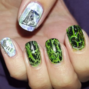 Witch nails for day 8 of the Halloween nail art challenge #bootifulnails #nails #nailartblogger #nailart #manicure #blogger #nailpolish #notd #nailartchallenge #nailsofinstagram #nailstagram #nails4yummies #newstuff #nails #love #naildesigns #nailartsupplies #nailartproducts #nailartstamping #stampingnails #nailartaddict #bundlemonster #halloween #halloweennails #fun #challenge #nailpolish #indiepolish @chloeandbellacs @sinfulcolors_official @sally_hansen