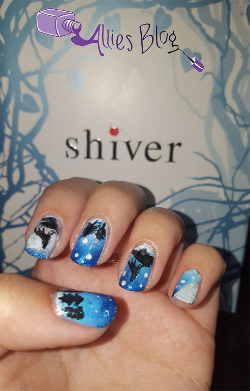 inspired by a book shiver series | maggie stiefvator | 31 day challenge | #31DC2015